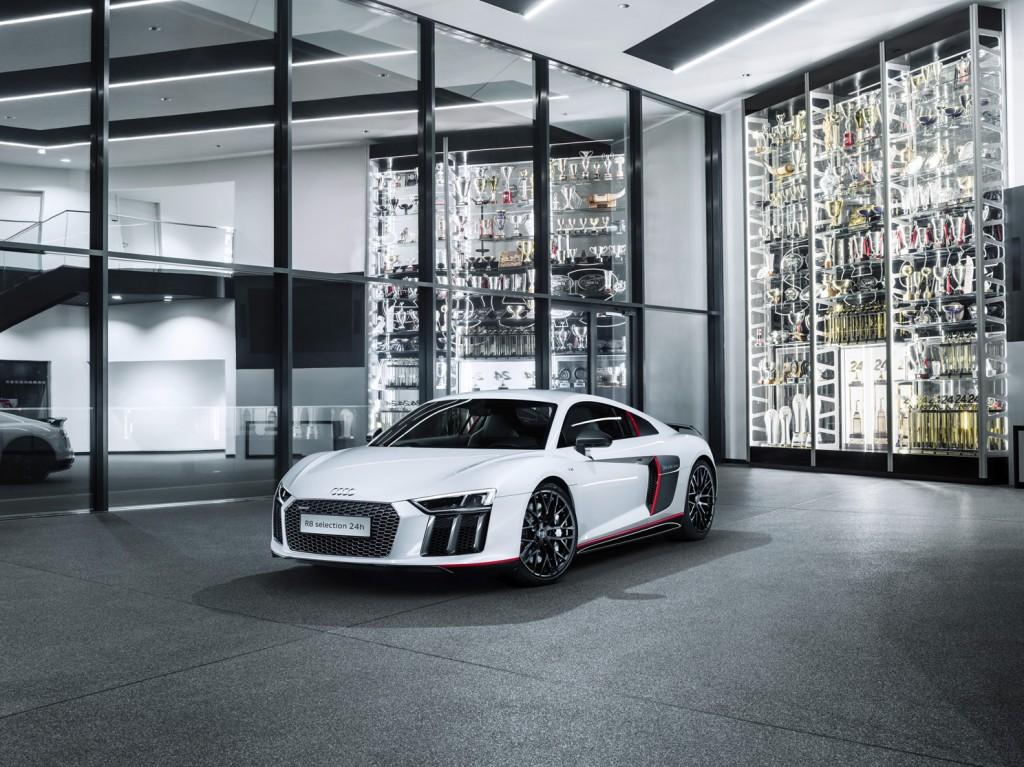 Audi R8 24h