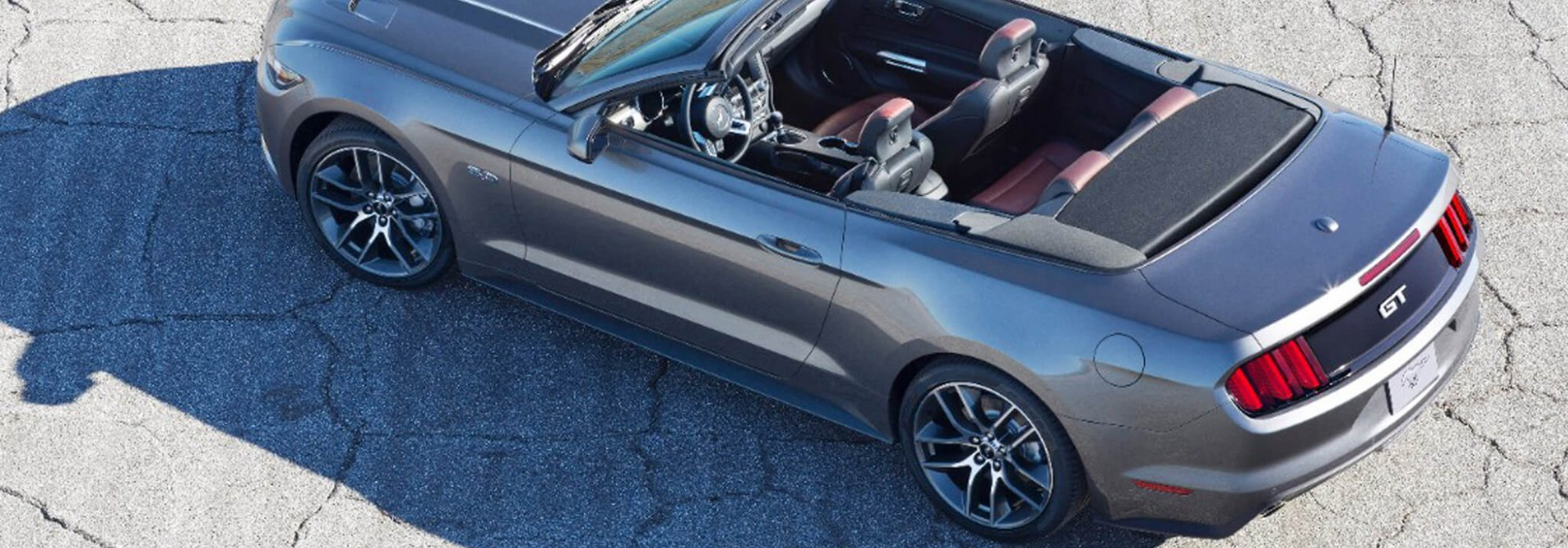 Ford Mustang - TheMust.fr